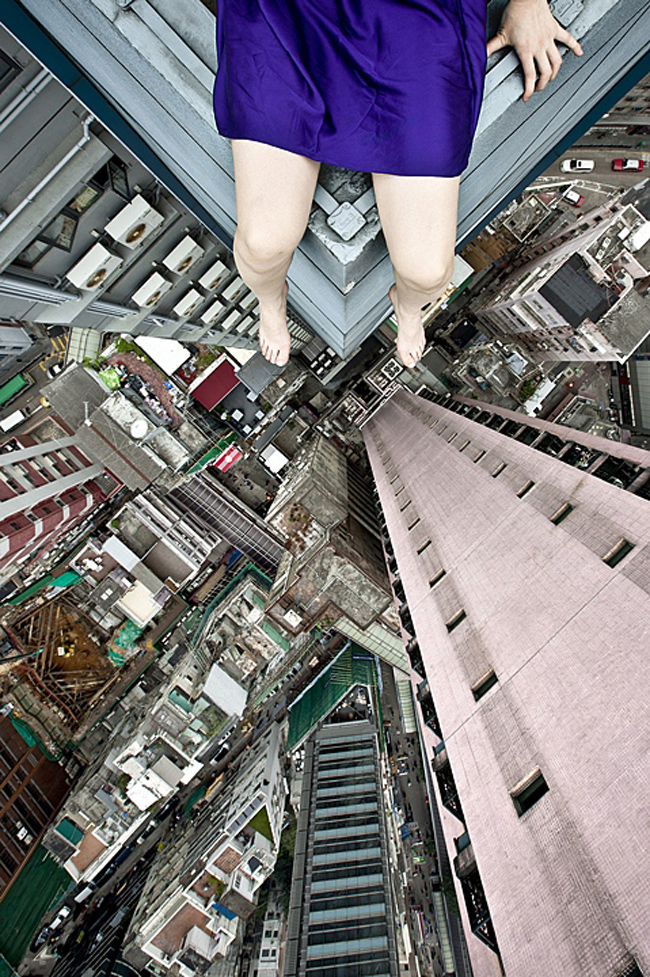 death defying photography by ahn jun 5 Frightful and Alarming Photography by Ahn Jun