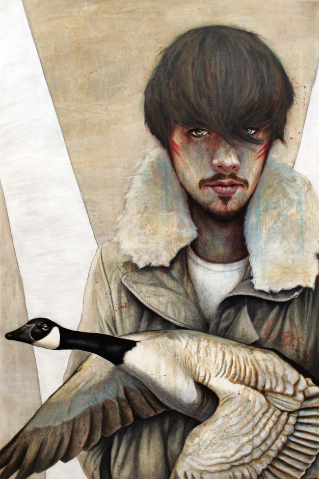 going west 20 Marvelous Paintings from Michael Shapcott