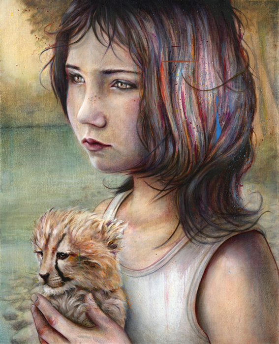 halcyon days 20 Marvelous Paintings from Michael Shapcott