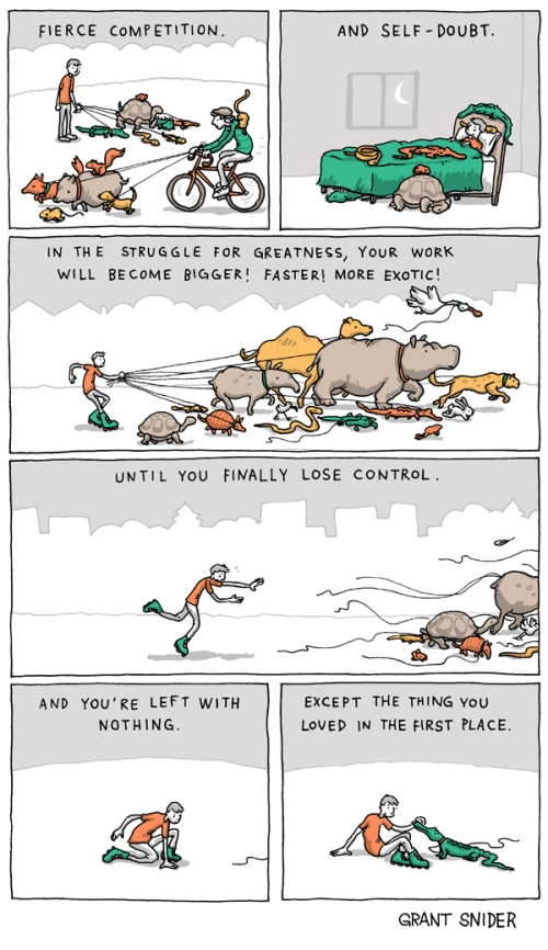 Incidental Comics by Grant Snider (1)
