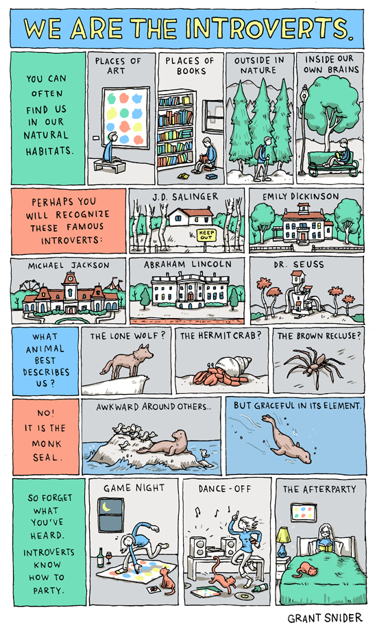 incidental comics by grant snider 10 Incidental Cartoons and Comics by Grant Snider