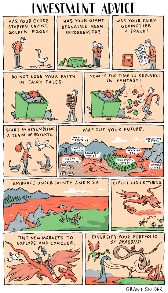 incidental comics by grant snider 11 Incidental Cartoons and Comics by Grant Snider