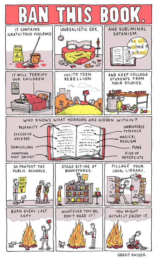 incidental comics by grant snider 3 Incidental Cartoons and Comics by Grant Snider