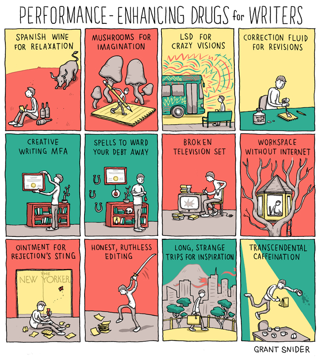 incidental comics by grant snider 7 Incidental Cartoons and Comics by Grant Snider