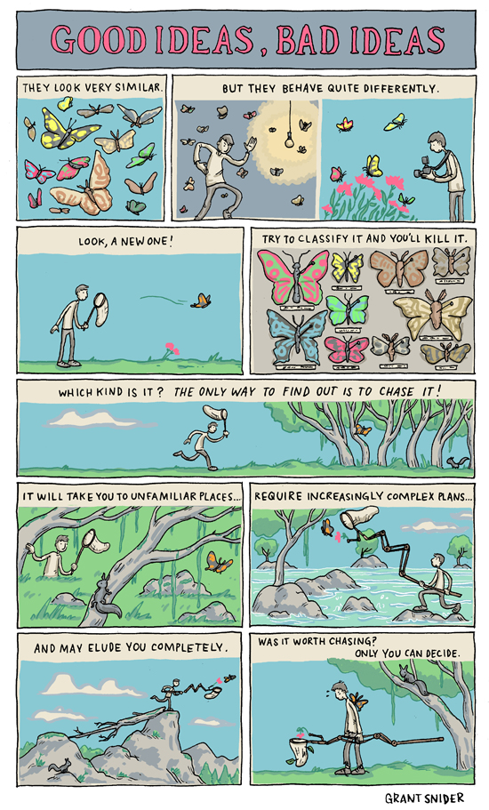 incidental comics by grant snider 9 Incidental Cartoons and Comics by Grant Snider