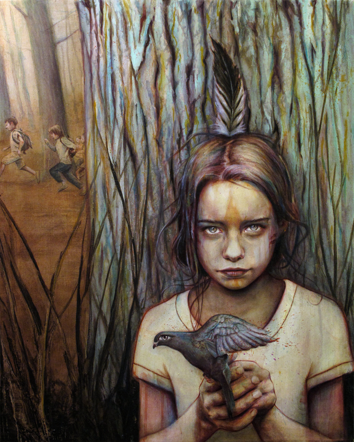 kierra 20 Marvelous Paintings from Michael Shapcott