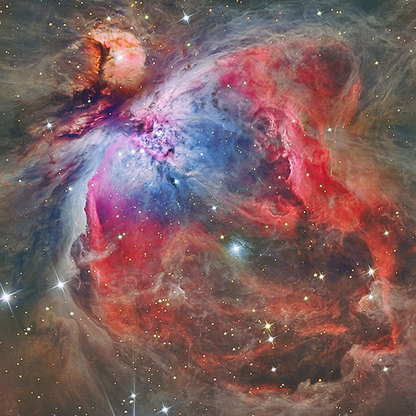 M42: Inside the Orion Nebula