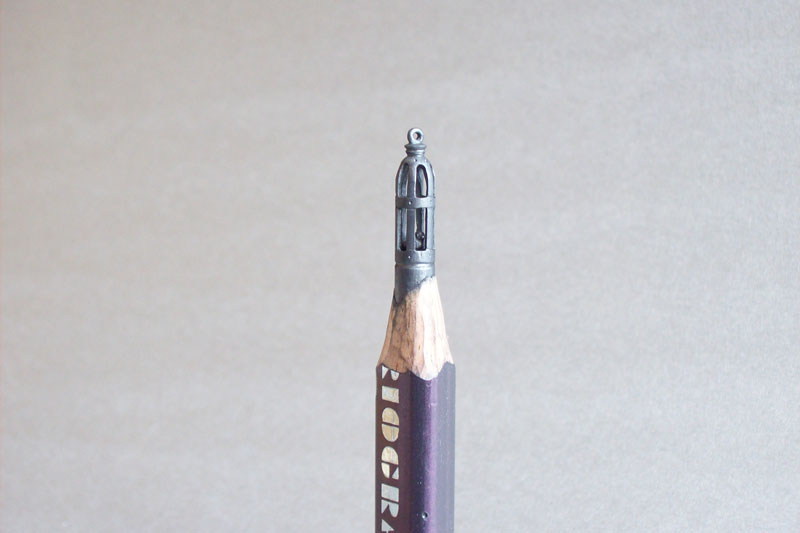 Mind Blowing Pencil Sculptures Carved by Carkahegyzo (9)