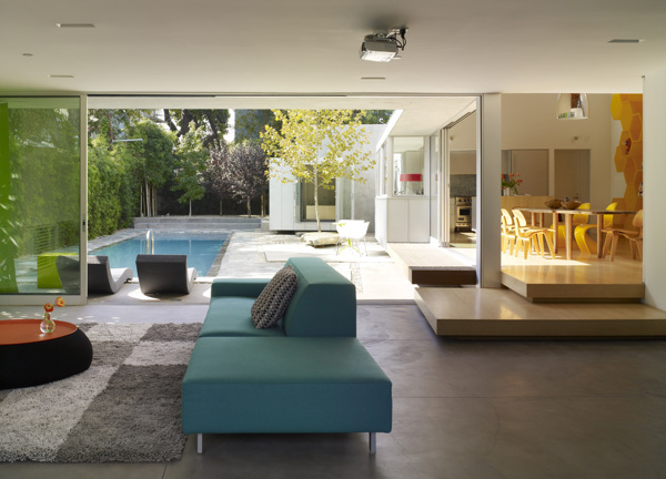 Norwich Drive Residence in West Hollywood, CA (2)