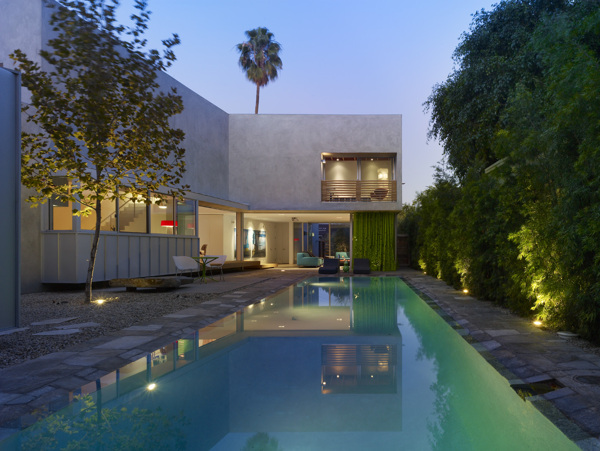 Norwich Drive Residence in West Hollywood, CA (5)