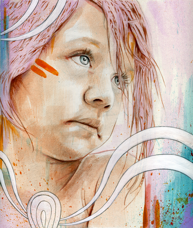 oceania 20 Marvelous Paintings from Michael Shapcott