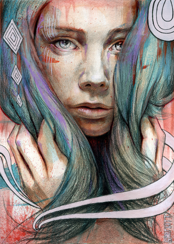 onawa 20 Marvelous Paintings from Michael Shapcott