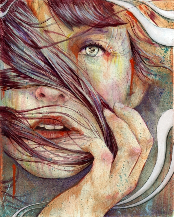 opal 20 Marvelous Paintings from Michael Shapcott