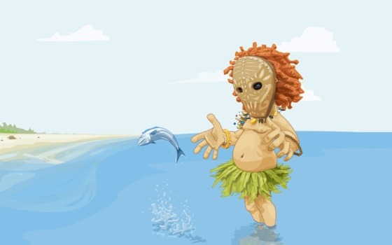 Oscar the Fisherman