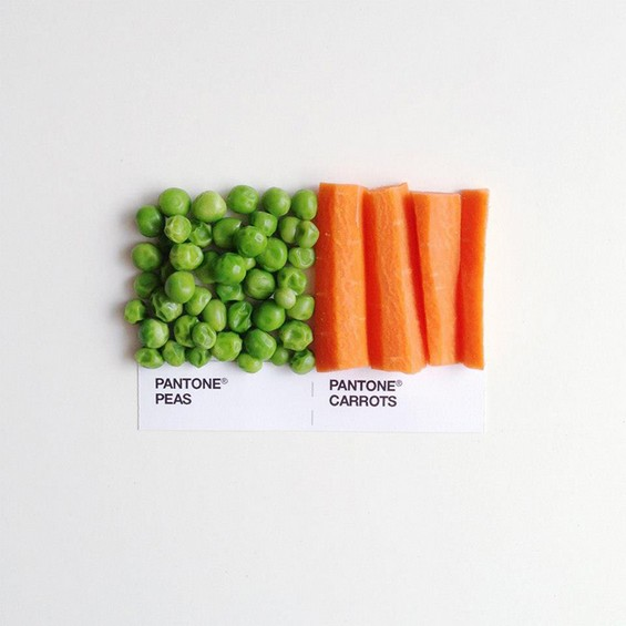 Pantone Food Pairings by David Schwen (3)
