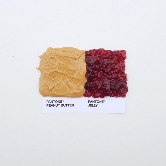 Pantone Food Pairings by David Schwen (4)