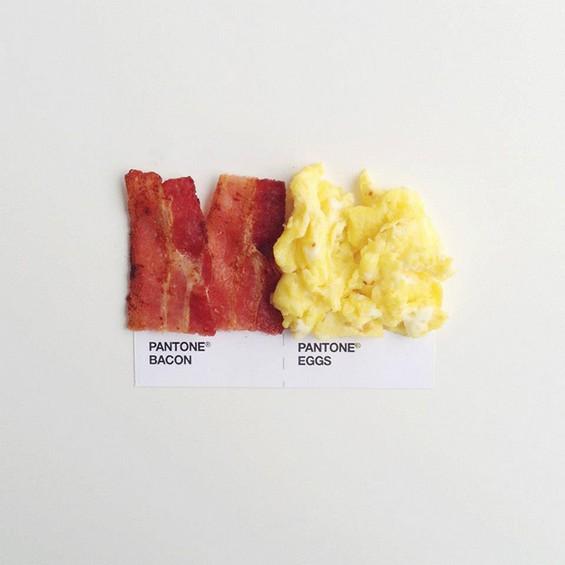 Pantone Food Pairings by David Schwen (5)
