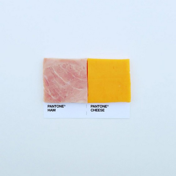 Pantone Food Pairings by David Schwen (6)
