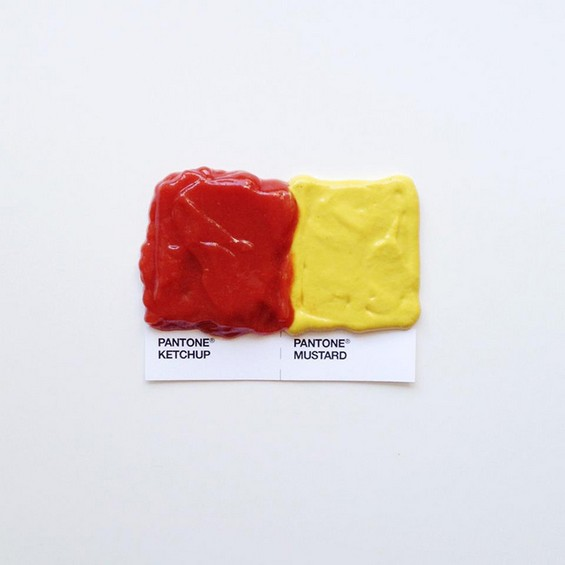 Pantone Food Pairings by David Schwen (8)