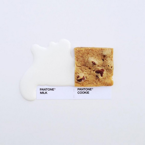Pantone Food Pairings by David Schwen (9)