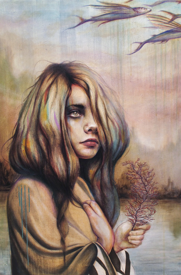reverie 20 Marvelous Paintings from Michael Shapcott