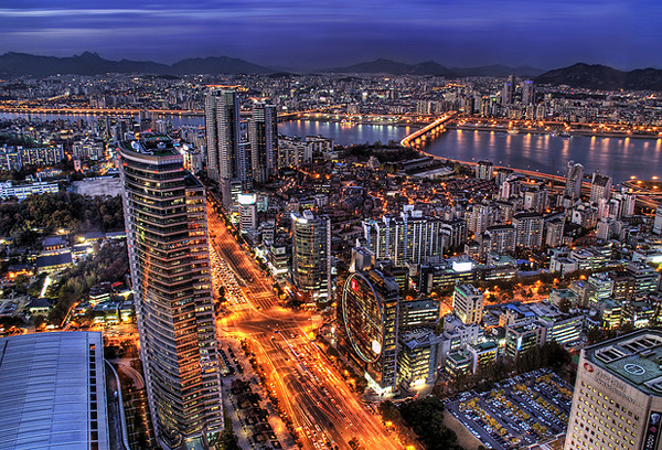 south korea 4 Exotic Countries for Designers' Coworking