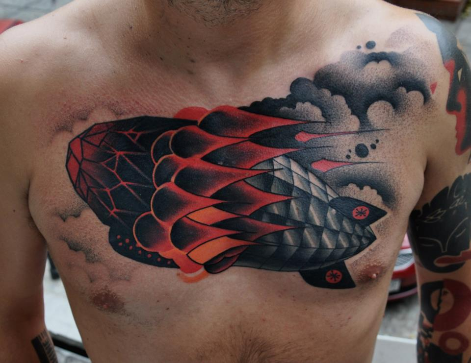 tattoo designs by marcin surowiec 1 Inspiration Tattoo Designs by Marcin Surowiec