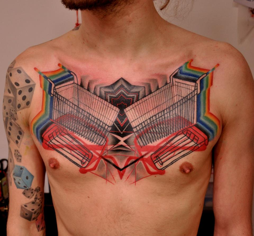 tattoo designs by marcin surowiec 9 Inspiration Tattoo Designs by Marcin Surowiec