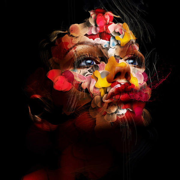 the renaissance of colors Fascinating Photo Manipulations by Alberto Seveso