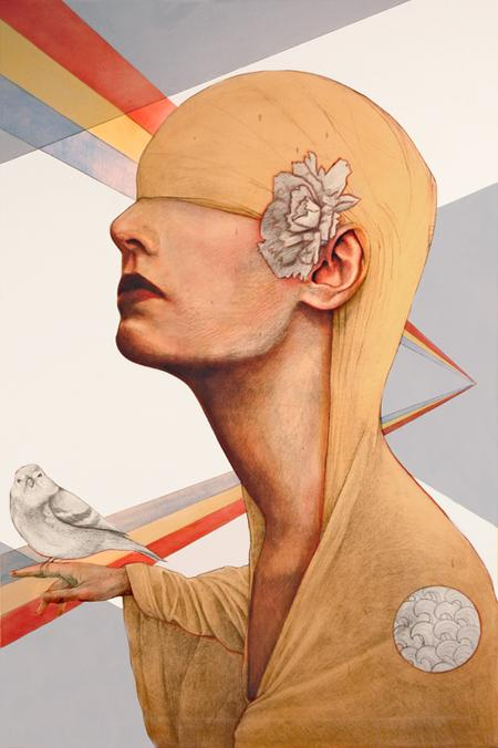 the seer 20 Marvelous Paintings from Michael Shapcott