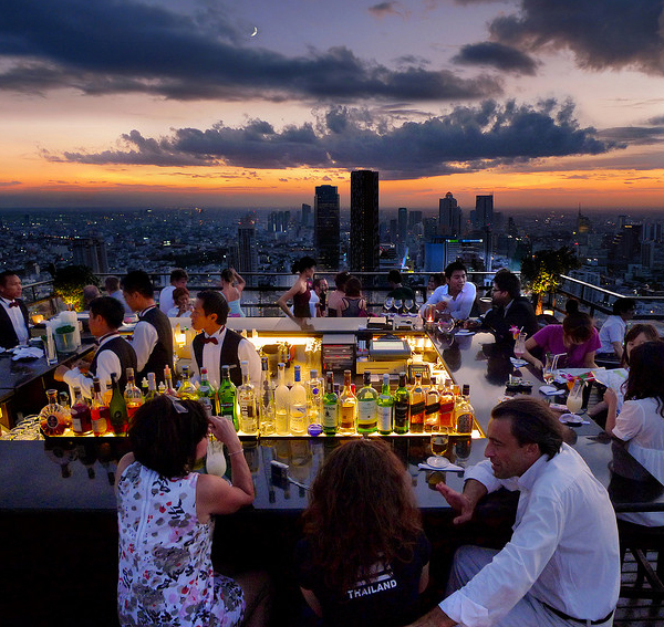 the vertigo moon bar 4 Exotic Countries for Designers' Coworking