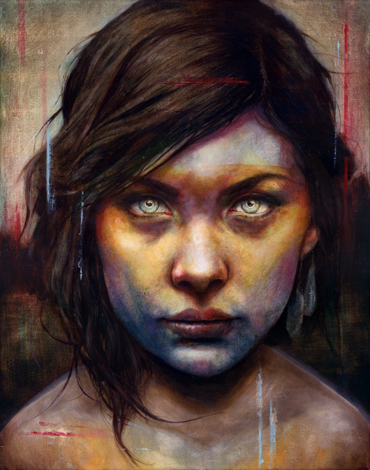 una 20 Marvelous Paintings from Michael Shapcott