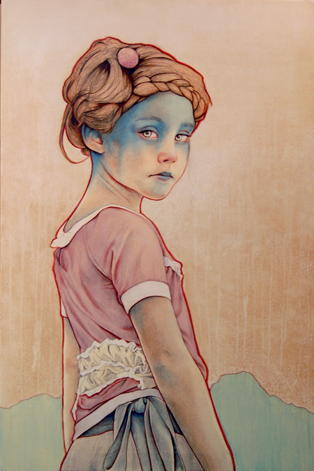 within white 20 Marvelous Paintings from Michael Shapcott