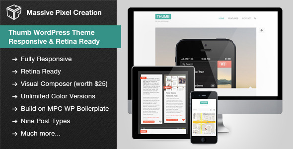 00 preview   large preview1 25 Excellent Personal Wordpress Themes