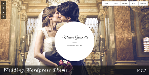 00 preview   large preview11 Top 15 Premium Wordpress Themes for a Wedding