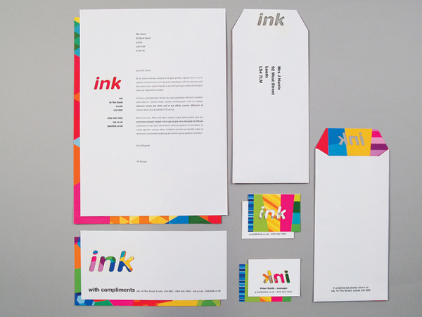 0aebe1b019935c3c411a99980f631ac61 60 Professional Examples of Stationery Design