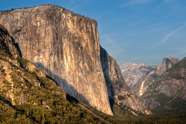 El Capitan & Half Dome HDR
