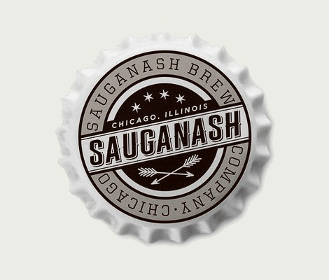 Sauganash Brewing Co. Cap