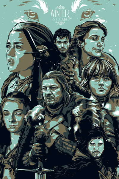 Game of Thrones by Organica Gran