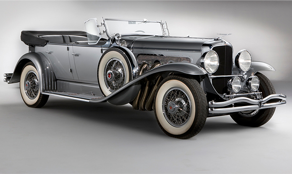 1928 duesenberg model j A Look at Some of The Most Legendary Car Designs