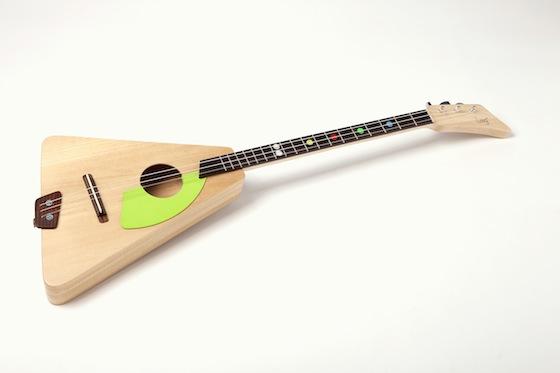 The Loog Guitar by Rafael Atijas