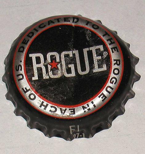 Rogue bottle cap