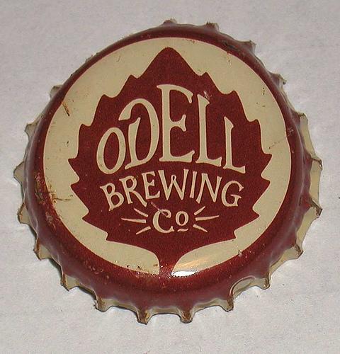 Odell Brewing Co bottle cap