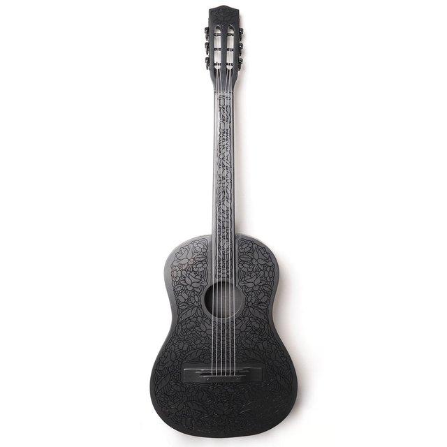 RVCA Guitar by Greg Darroll