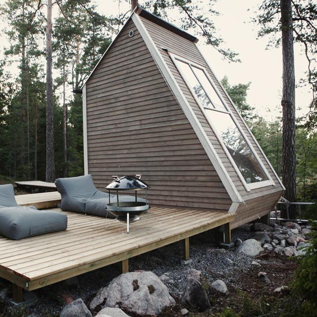 Sipoo Cabin by Robin Falck