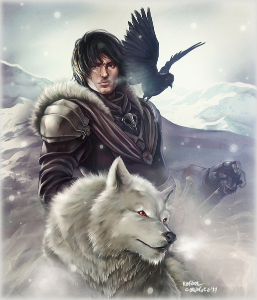3675631 7514816 lz1 30 Gorgeous Game of Thrones Fan Art Works