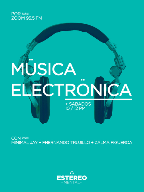 Estereo Mental Flyer