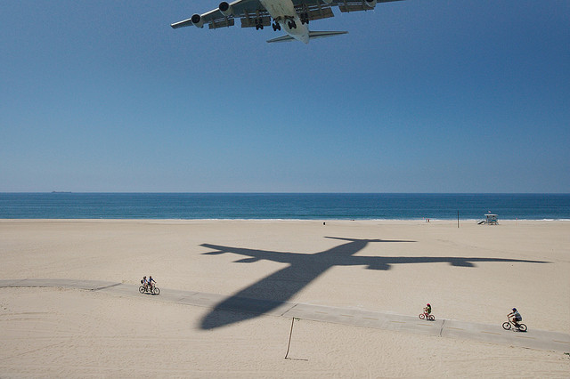 Jet Shadow by Eric Curry