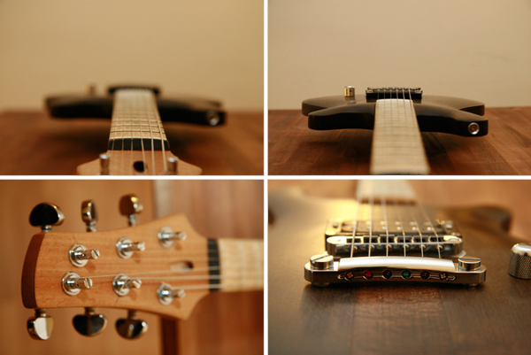 Bukoffsky Guitar by Boris Stanimirovic