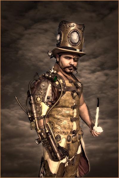 Steampunk Gold
